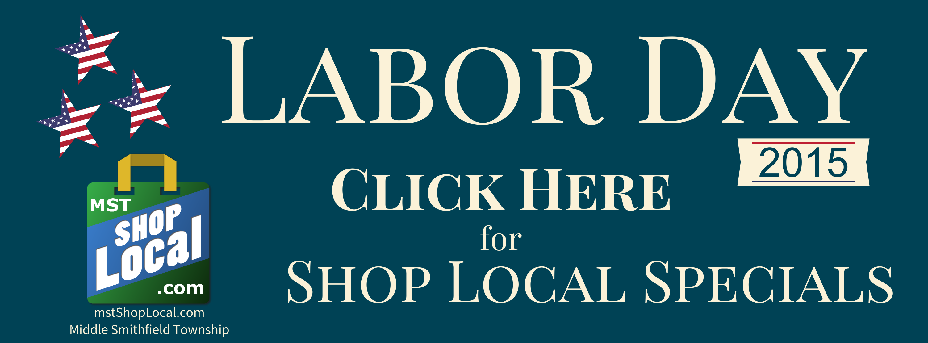 Announcing the first mst shop local labor day holiday specials!